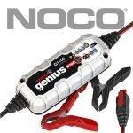 Caricatori batterie auto noco 1,1 Ampere