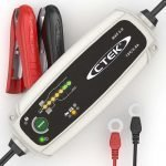 caricabatterie auto CTEK 3,8 Ampere ora