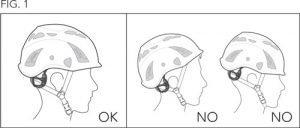 Come allacciare il casco kask-plasma-AQ