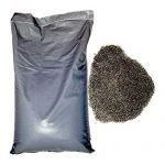 graniglia metallica per sabbiatura loppa 0.1-0.4 mn
