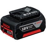 Batteria trapano Bosch 18V 3.0Ah