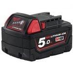 Batterie Milwaukee M18 5.0Ah