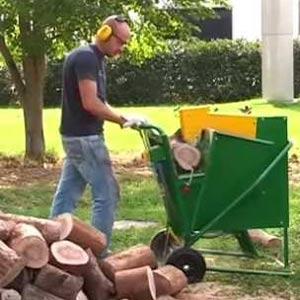 sega circolare per legna da ardere