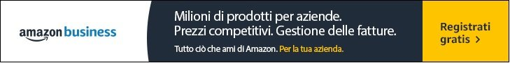 Banner amazon business per le aziende