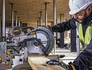 troncatrice per legno professionale